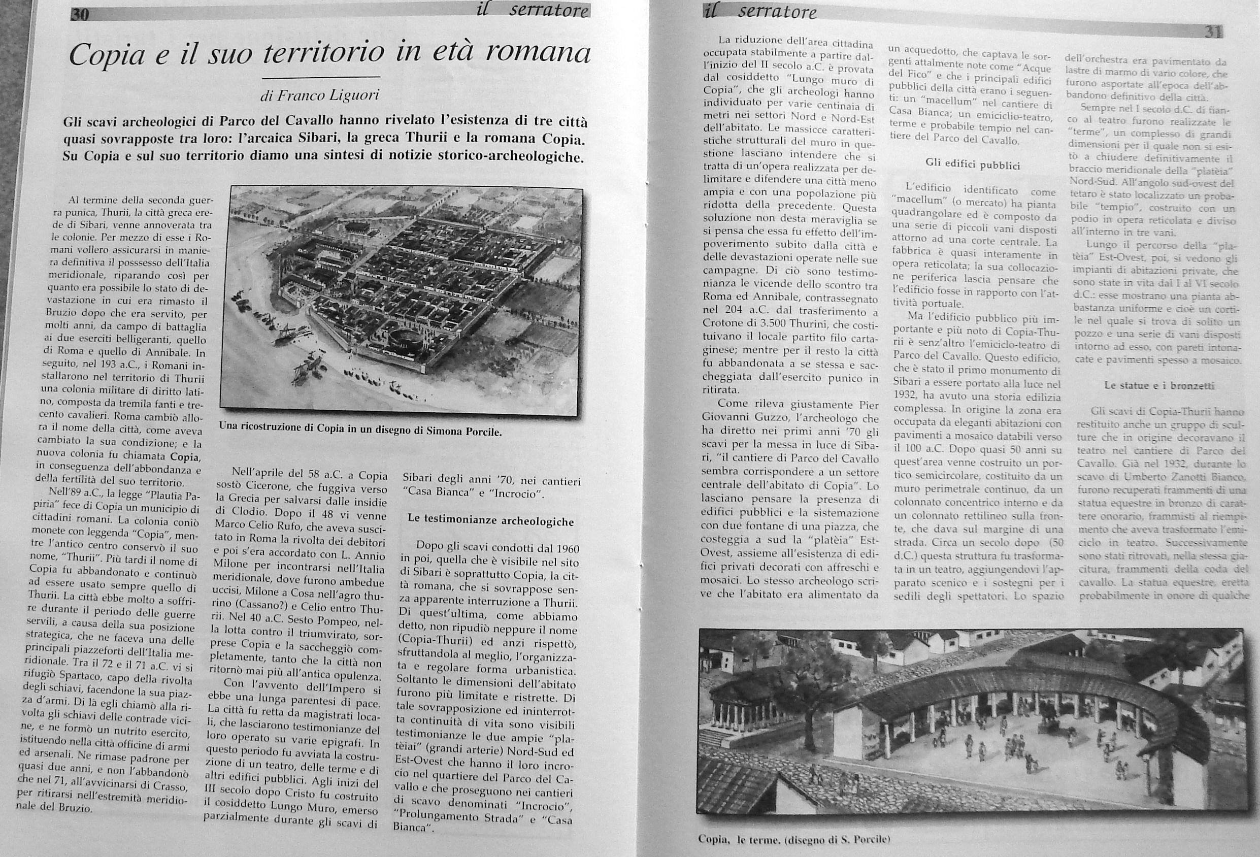 Pubblicazioni Matrimonio Oriolo Romano : Articoli e pubblicazioni antica biblioteca rossanese